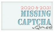 Missing Captcha