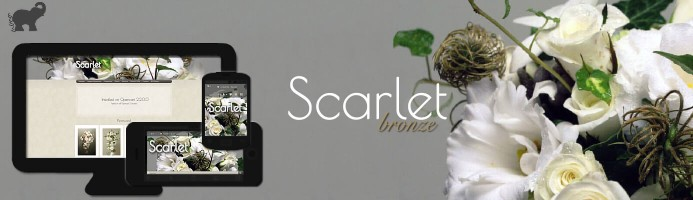 Scarlet Bronze
