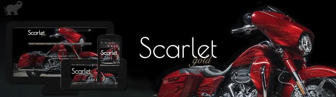 Scarlet Gold