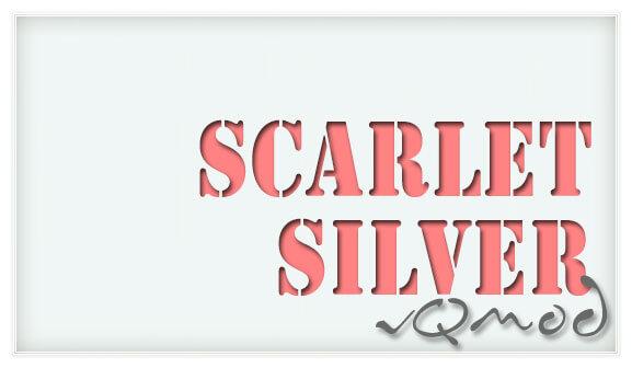 Scarlet Silver