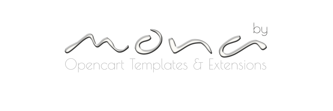 Opencart Templates & Extensions by Mona